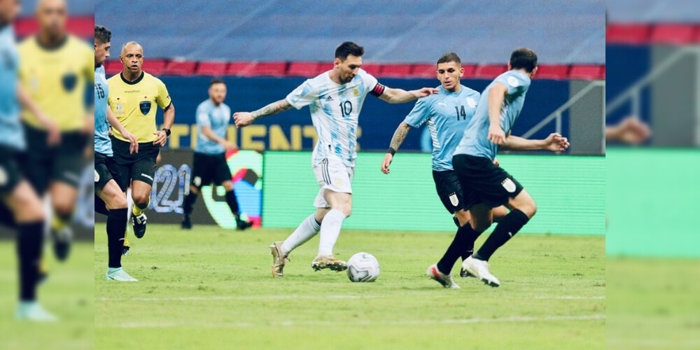Copa America 2021: Messi led Argentina to quarterfinals as he smashed two goals against Bolivia