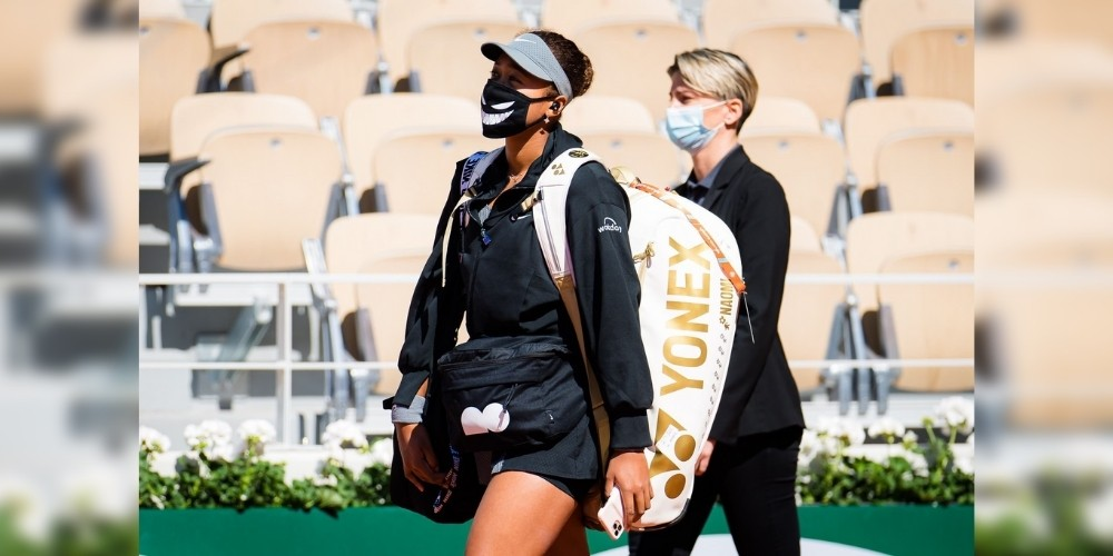 Here's How the Tennis world reacts to Naomi Osaka's withdrawal from French Open 2021