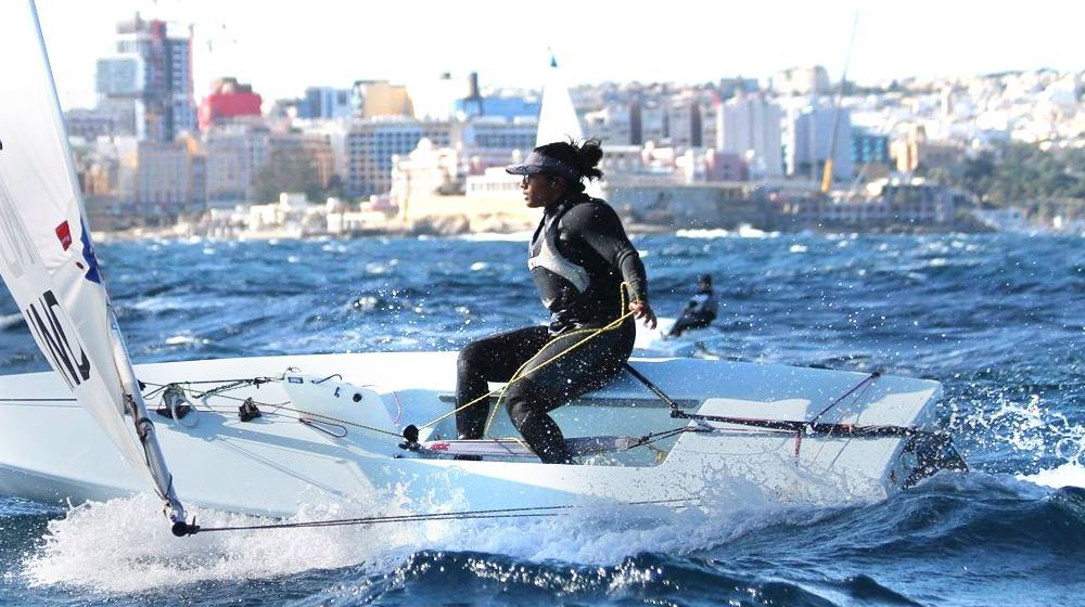 Nethra Kumanan- India's First Woman to Claim Sailing World Cup Medal