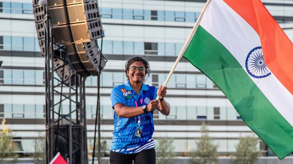 Nethra Kumanan: First Indian Woman to win a medal in Sailing World Cup