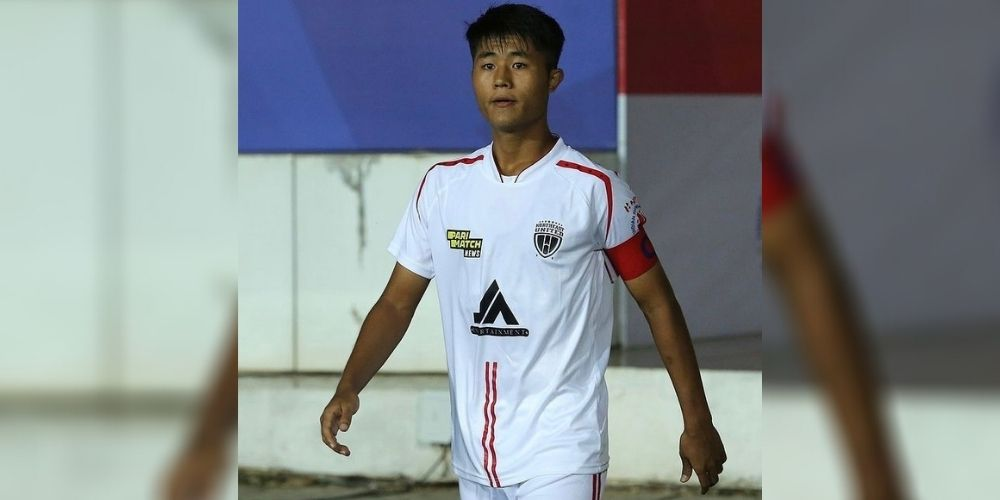 NorthEast United FC's Lalengmawia becomes the youngest-ever captain in ISL