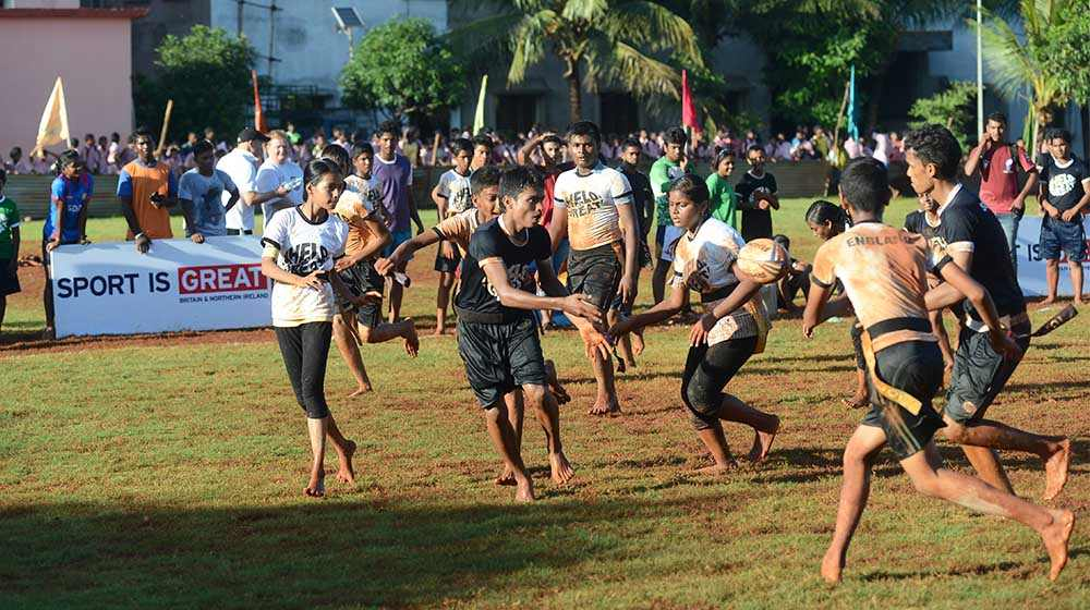 IRFU & Odisha Government to sponsor National Rugby teams for next three years