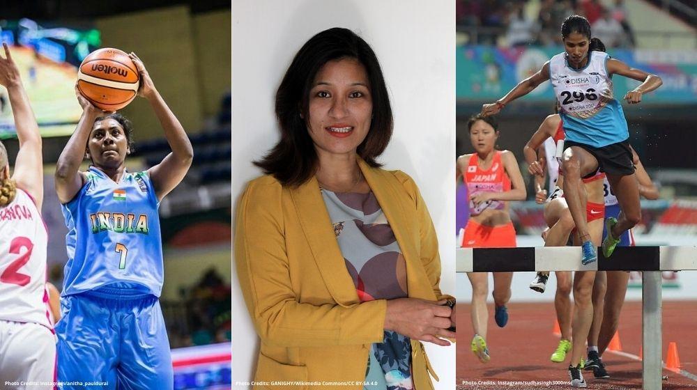 Anshu Jamsenpa, Mouma Das, Sudha Singh among seven sportspersons have been honoured with Padma Shri
