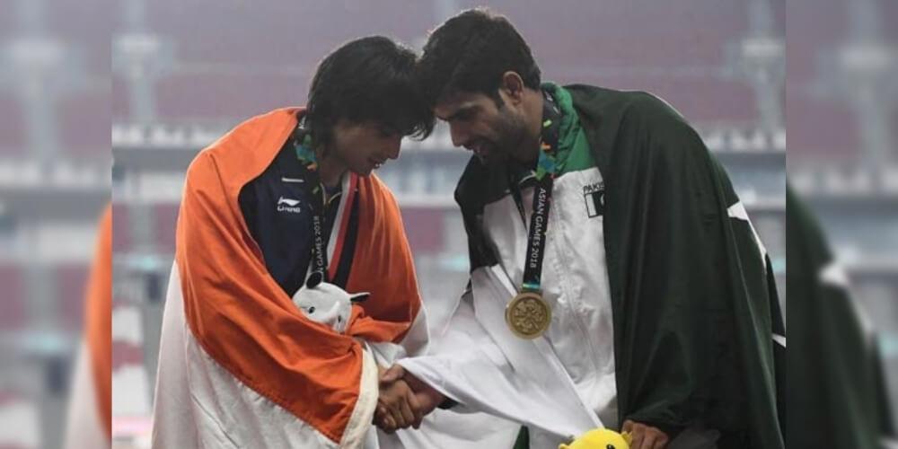 Pakistan's Arshad Nadeem on picking Neeraj Chopra's Javelin: All the Javelins were provided by the IOC
