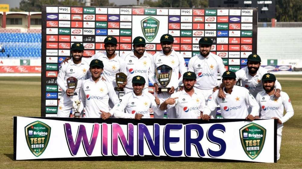 ICC Test Rankings: Pakistan Retains Top-Five Spot; Clean Sweeped The Series Against South Africa