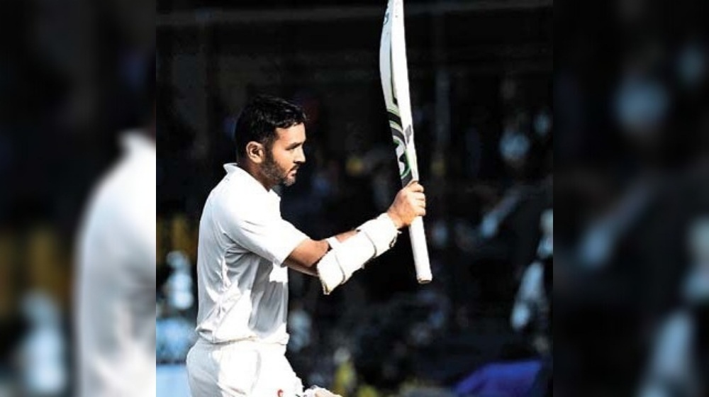 Parthiv Patel announced his retirement from all forms of cricket