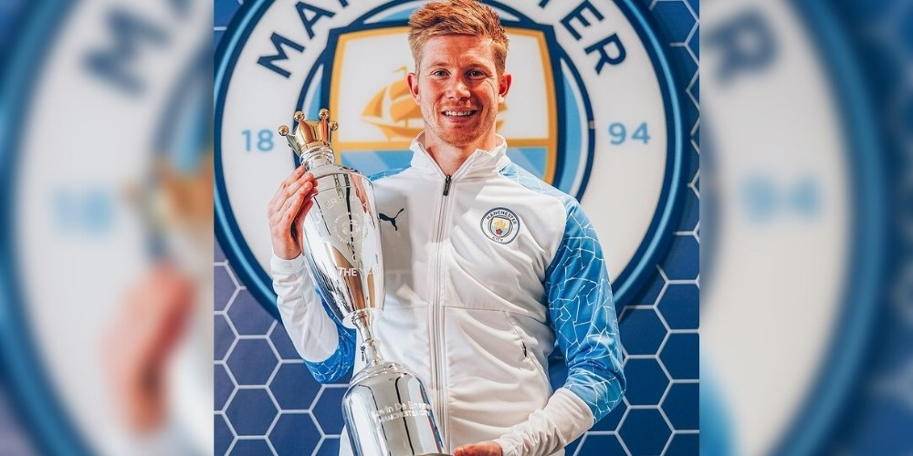 PFA Player of the Year 2021: Kevin De Bruyne named for the second consecutive year while Fran Kirby wins women's award