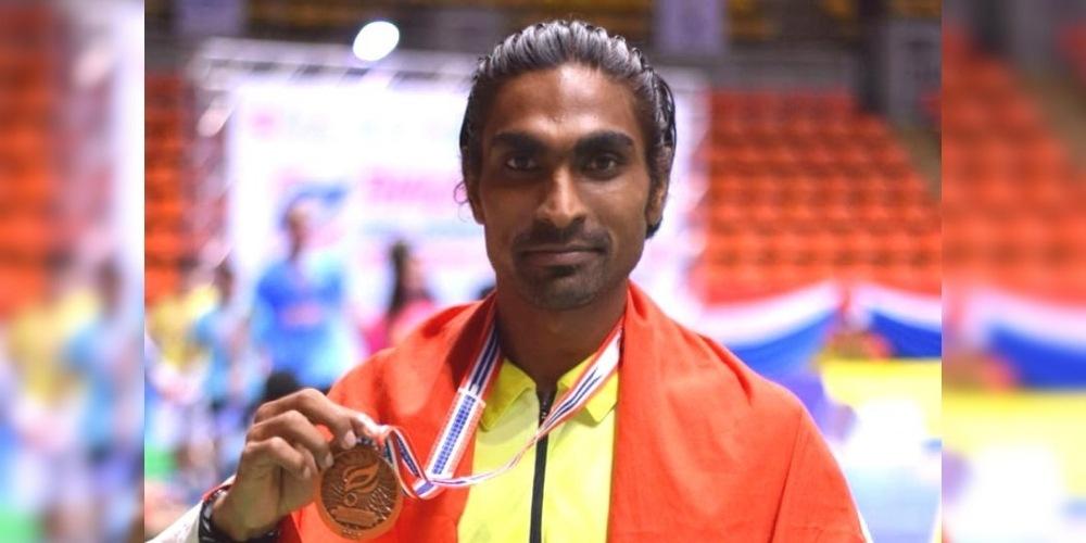 Tokyo Paralympics: Pramod Bhagat, Nagar Krishna & Tarun Dhillon qualified for Badminton event