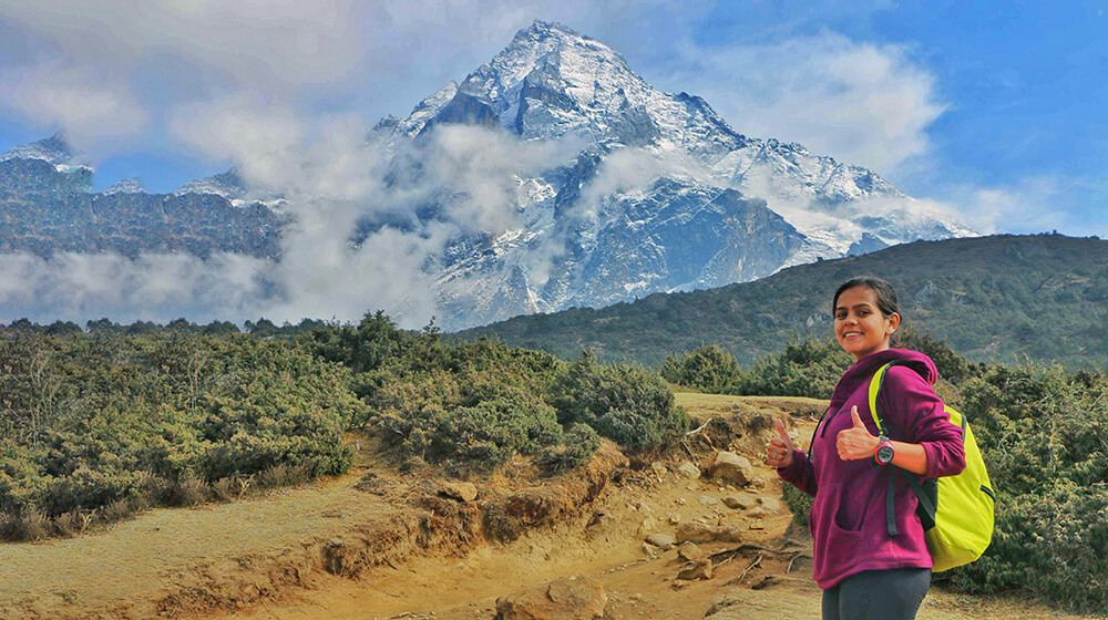 Priyanka Mohite: The Courageous & First Indian Woman to Scale Mt. Makalu