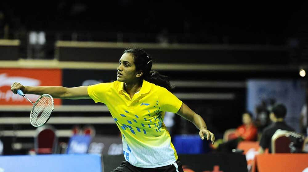 PV Sindhu quits Olympic camp to focus on her nutrition & recovery