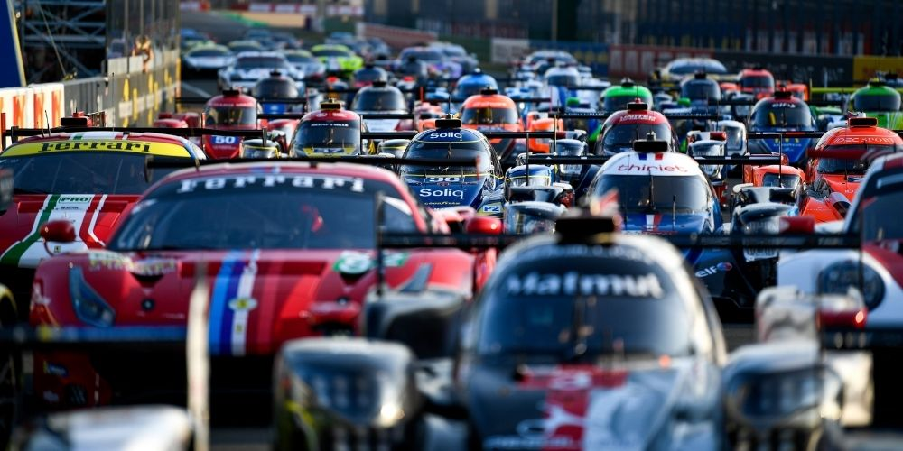 Racing Team India set to compete in the Le Mans 24 Hours Race event