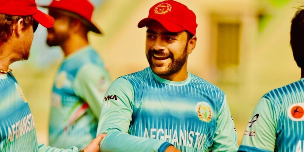 Rashid Khan to Captain the T20I squad for Afghanistan
