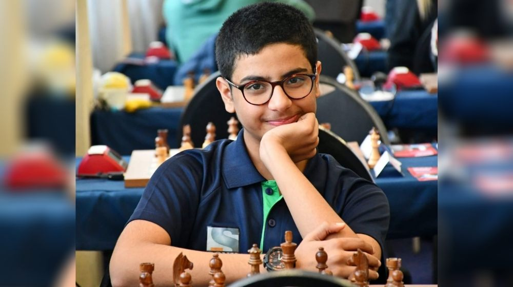 Raunak Sadhwani claimed a silver in the 7-day international rapid event after upsetting world's best GMs