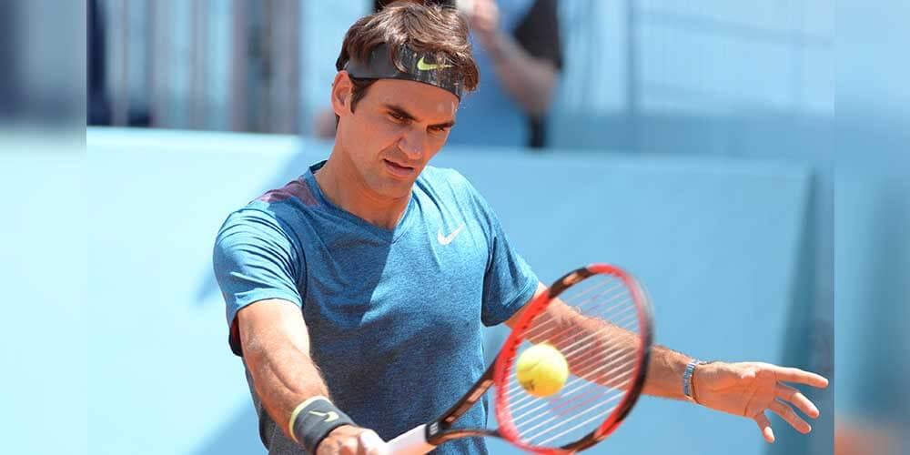 Roger Federer marks an unforgettable winning return at the Qatar Open 2021