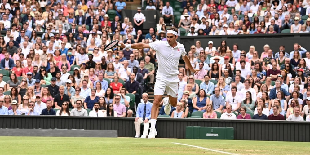 Wimbledon 2021: Roger Federer became oldest man to reach 3rd round, Sania Mirza entered Doubles 2nd round