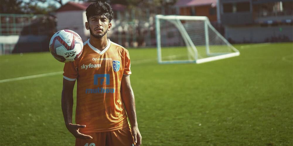 Sahal Abdul Samad - A newly discovered gem of Indian Football