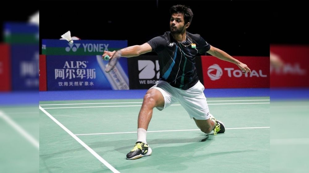 Sai Praneeth tests COVID-19 positive, withdraws from Thailand Open