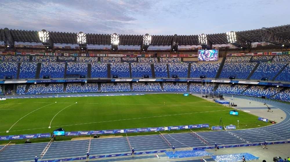Napoli renamed San Paolo as Diego Armando Maradona Stadium to honour the legend