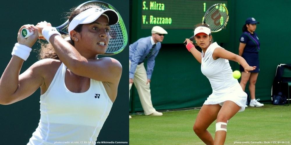 Sania Mirza to partner Ankita Raina in women's doubles event at Tokyo Olympics