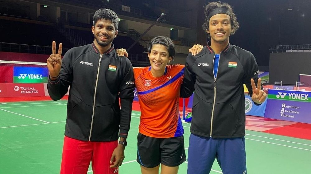 Sindu, Satwiksairaj among others cruised into the quarters of Thailand Open