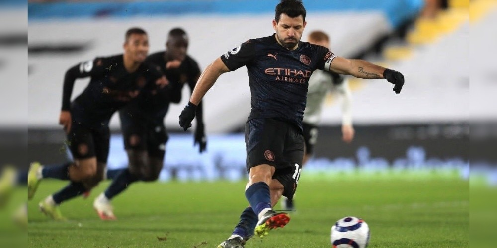 Sergio Aguero confirmed to leave Manchester City FC at end of season after 10 years