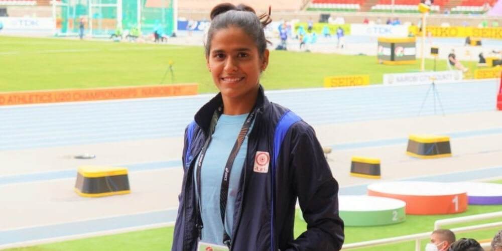 Shaili Singh advances to Long Jump final at U-20 World Athletics Championships