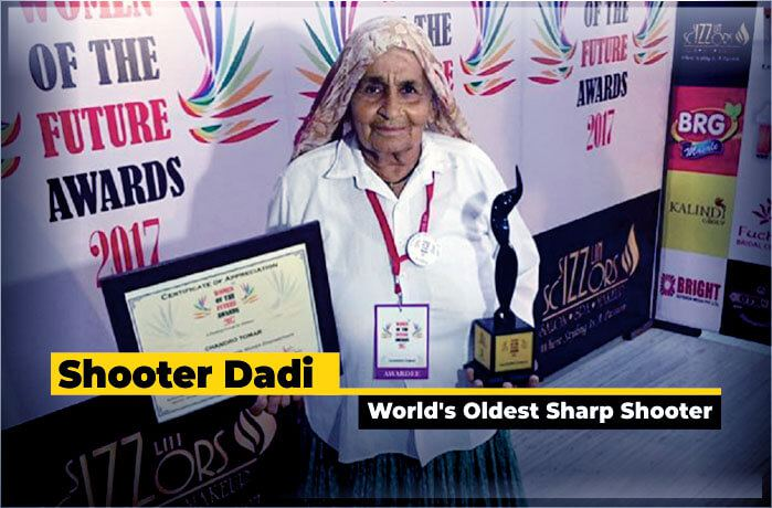 Chandro Tomar: Journey From Ghoonghat Clad to Shooter Dadi