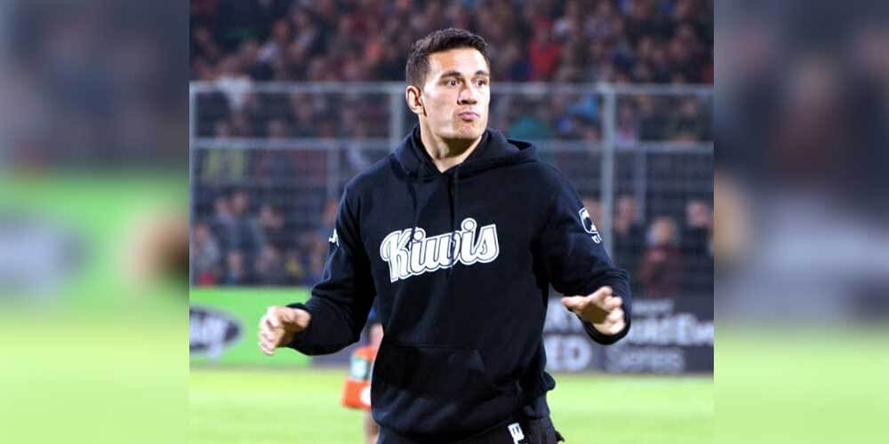 Kiwi rugby player Sonny Bill Williams announced his retirement from the game