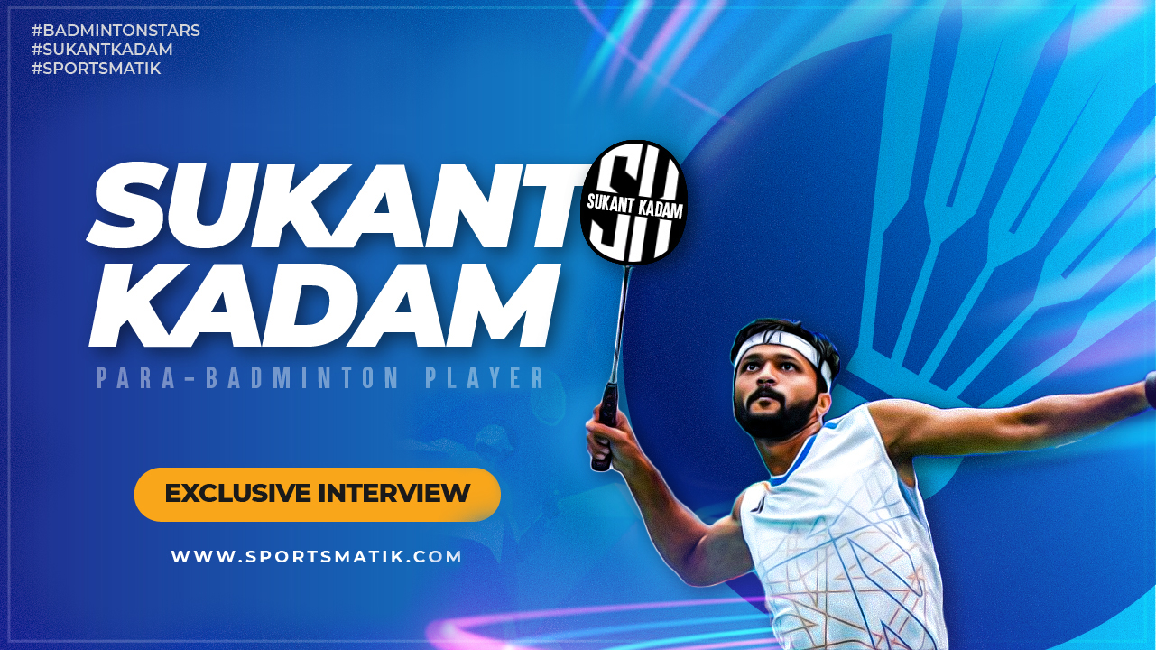 Story of Courage and Determination: All about Para-Badminton player Sukant Kadam