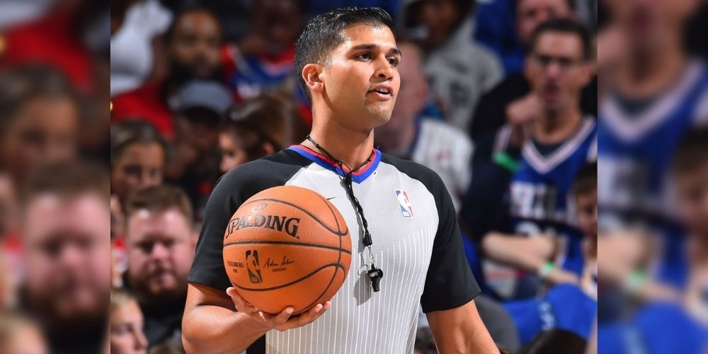 Suyash Mehta: From would-be doctor to the First Indian-origin NBA referee