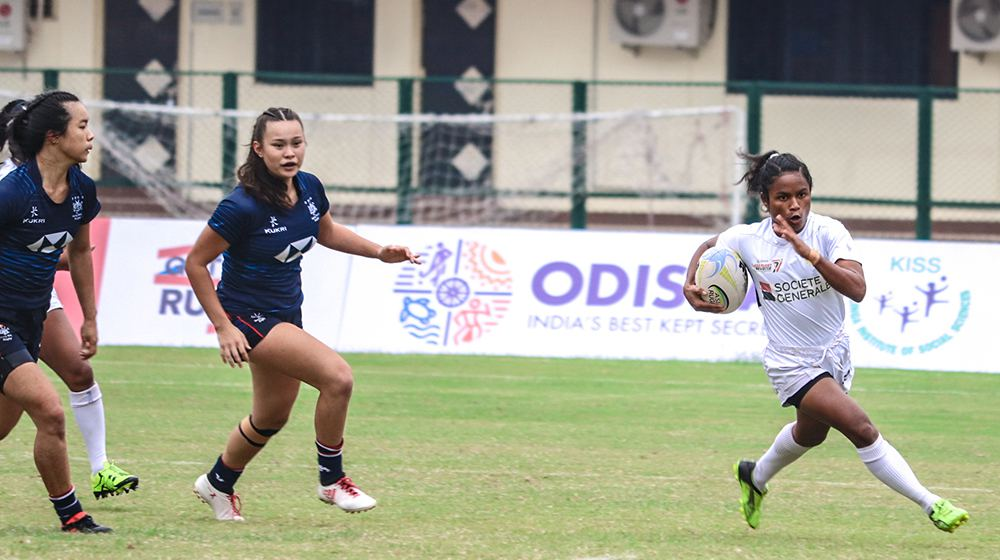 2019 Scrumqueens Awards - India's Sweety Kumari, New Zealand's Ruby Tui & England's Emily Scarratt received Top Honors