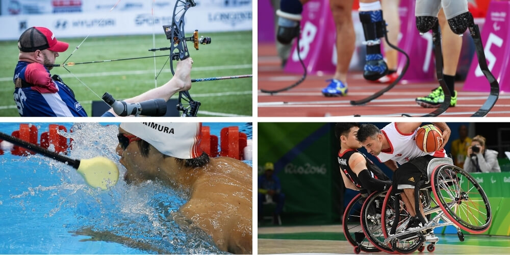 The Advanced Technology in Para Sports