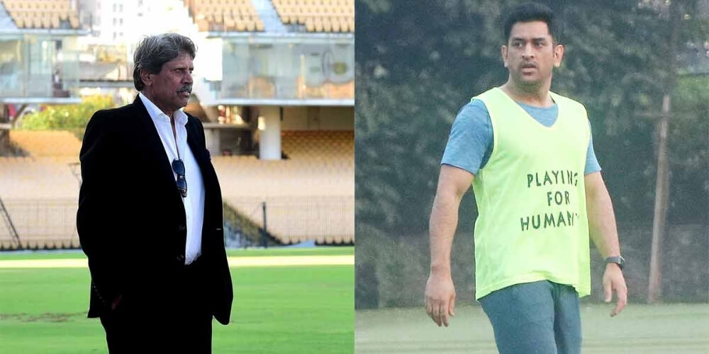 The case of MS Dhoni is very special, otherwise the player should come back 3-4 years after retirement: Kapil Dev