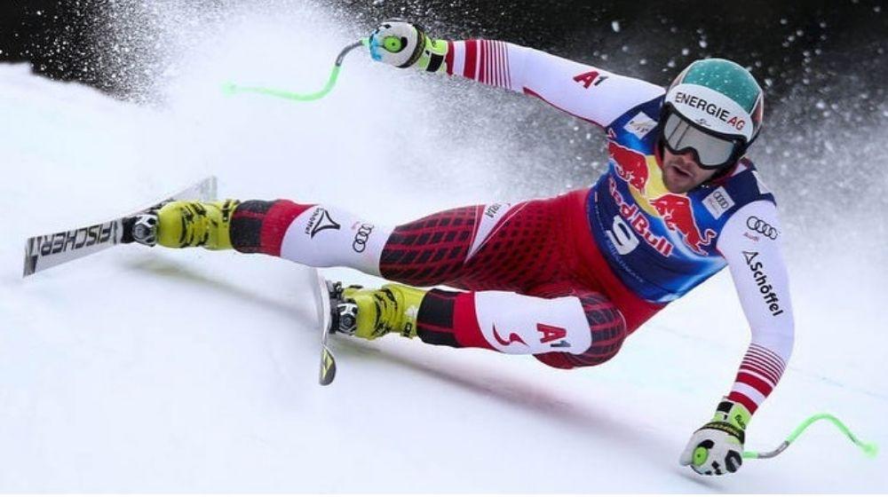 Vincent Kriechmayr becomes Super G world champion at Cortina 2021