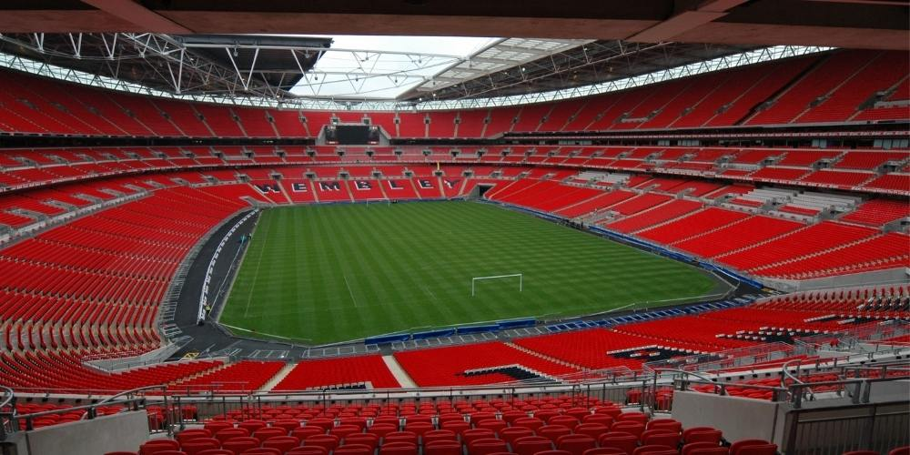 Wembley Stadium to host the semi-finals and final of Euro 2020 with at least 40,000 spectators