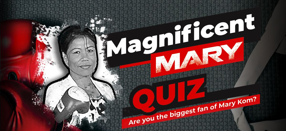 Magnificent Mary Quiz