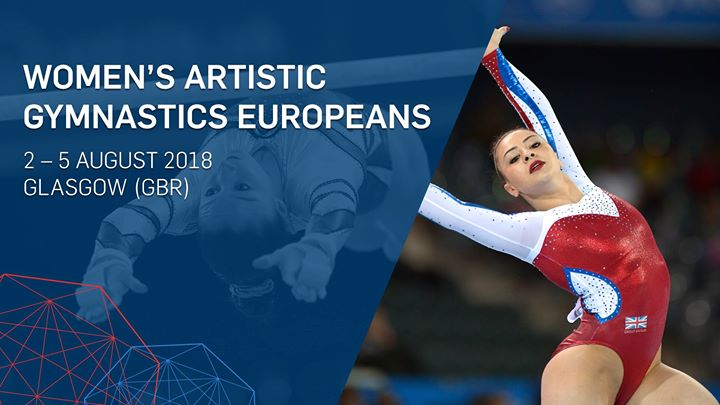 32nd Women's Artistic European Championships