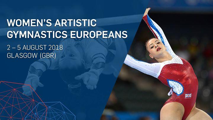 32nd Women's Artistic European Championships