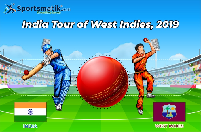 India Tour of West Indies-2019