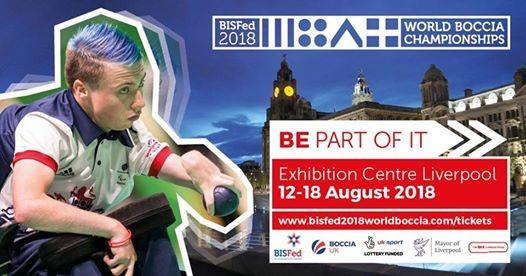 BISFED 2018 World Boccia Championship