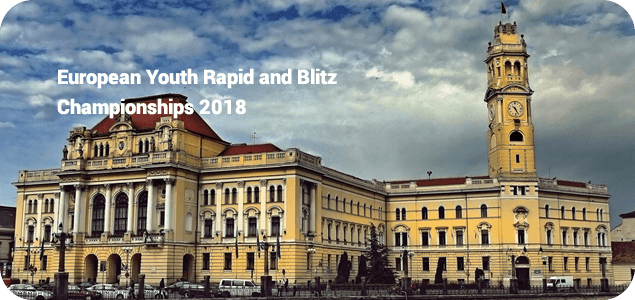 European Youth Rapid and Blitz Championships 2018