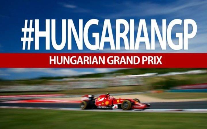 Formula 1 Magyar Nagydíj 2018
