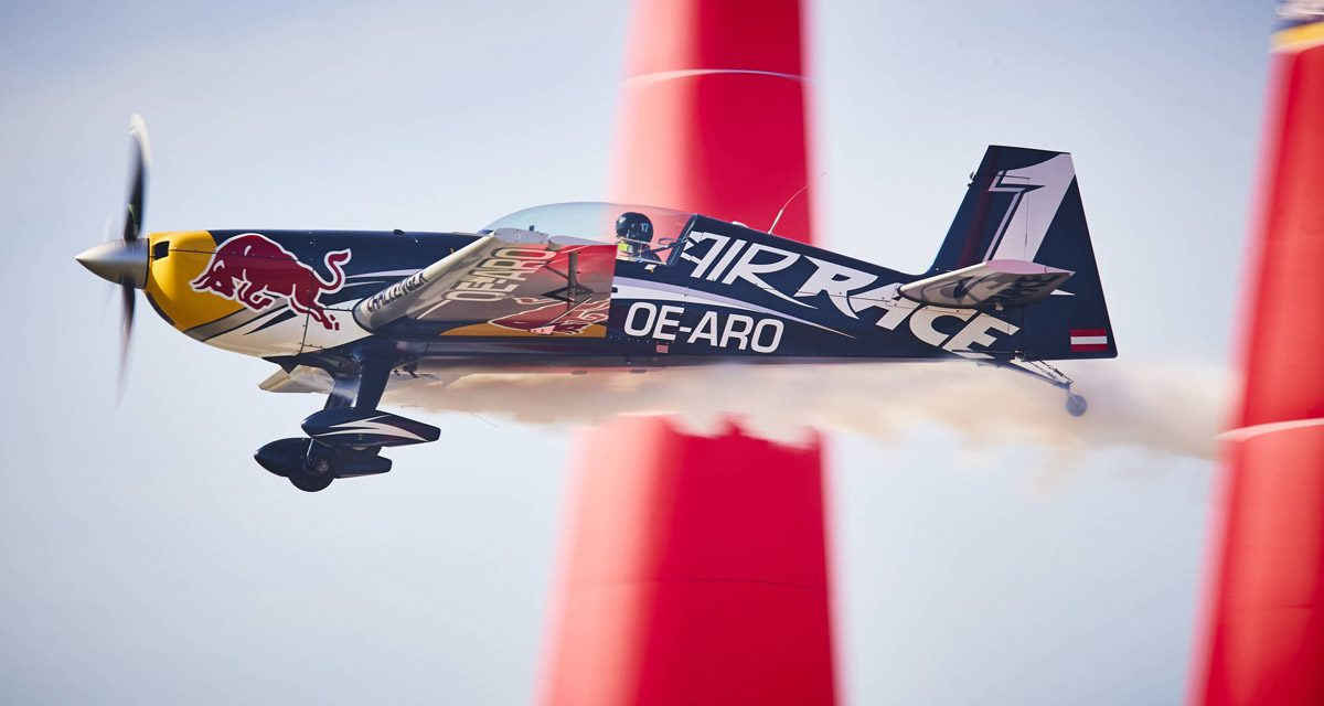 Kazan The Red Bull Air Race returns to Russia