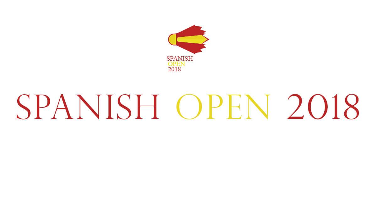 Spain Masters 2018