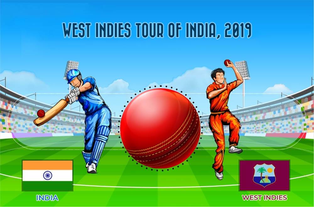 West Indies Tour of India-2019