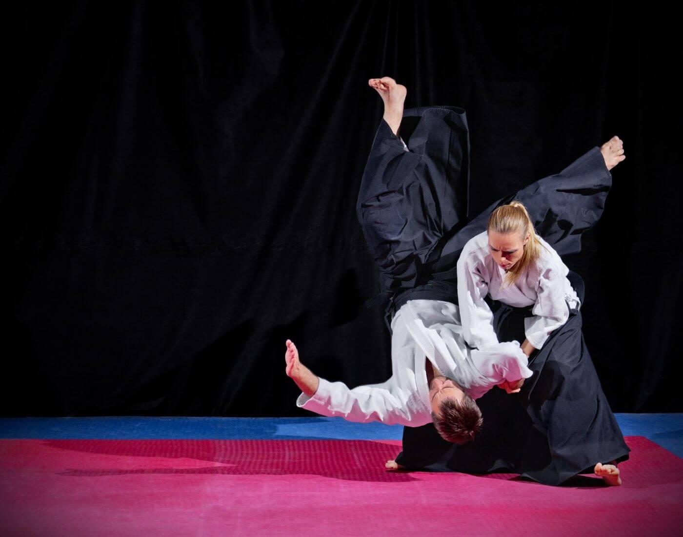 aikido martial arts