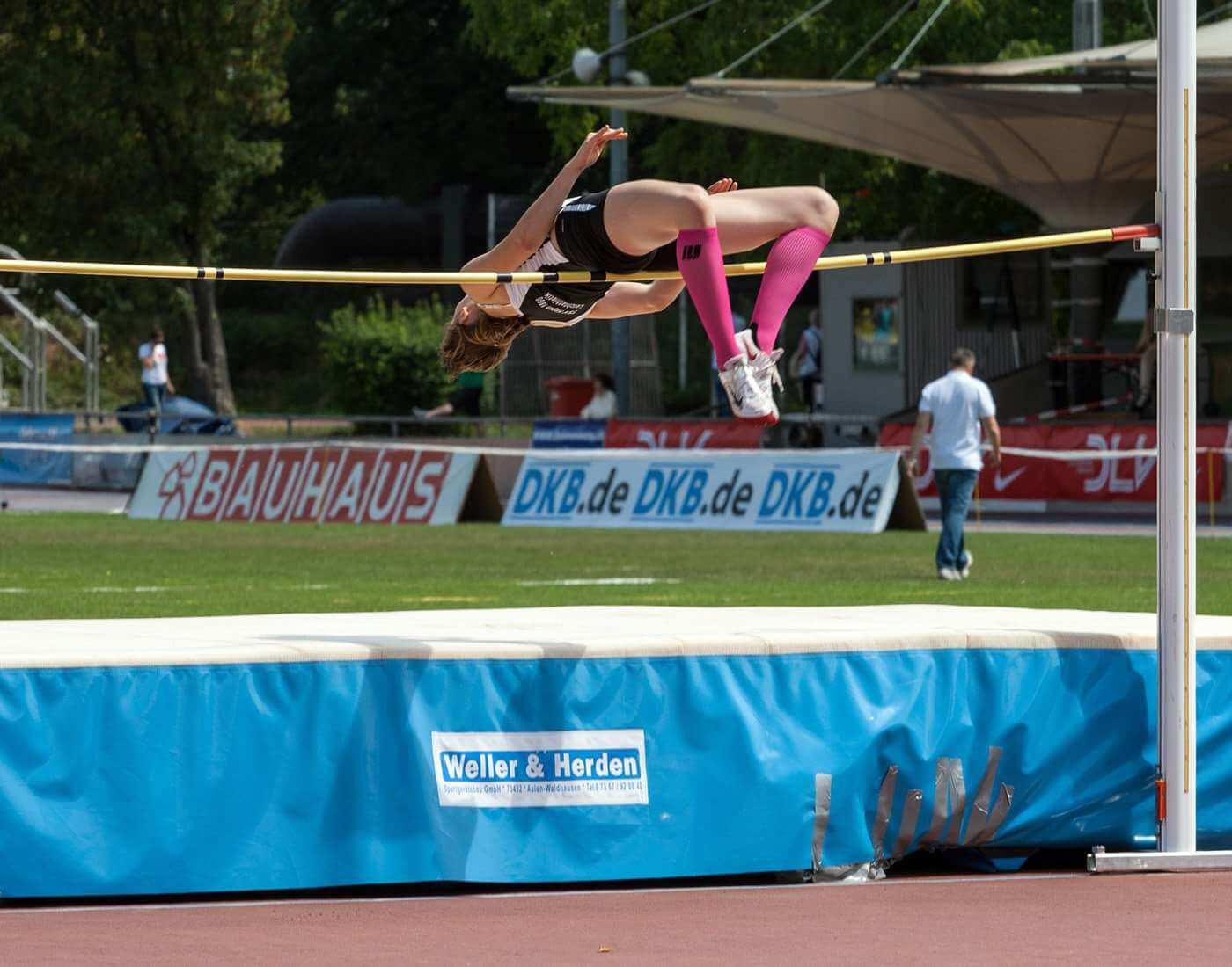 High Jump sports