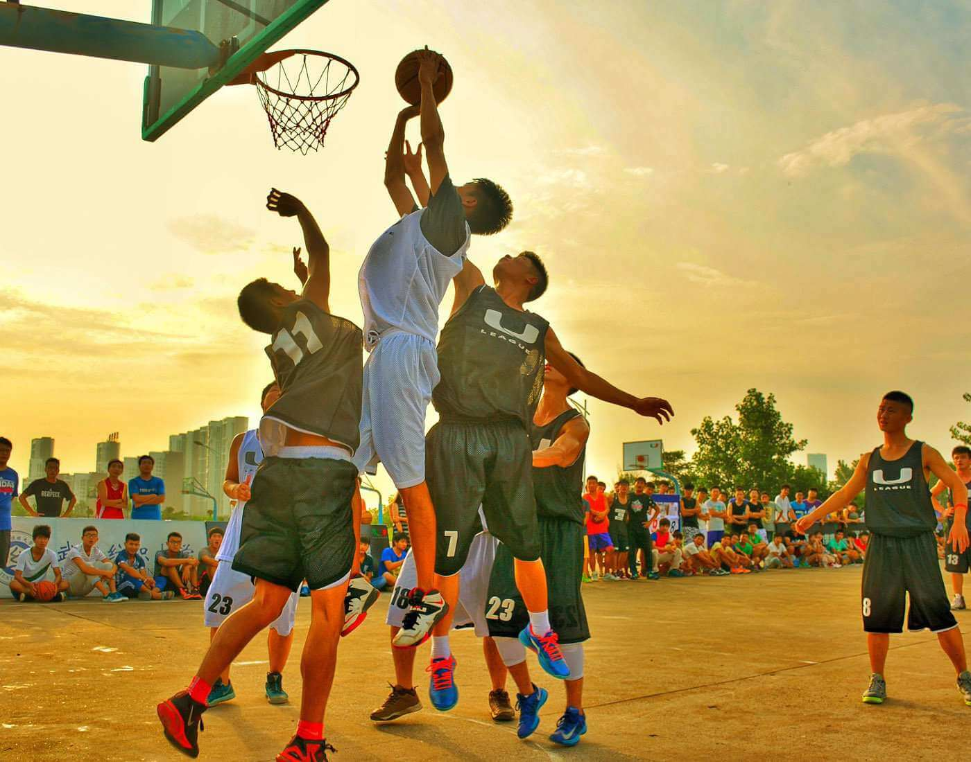 Know About Basketball