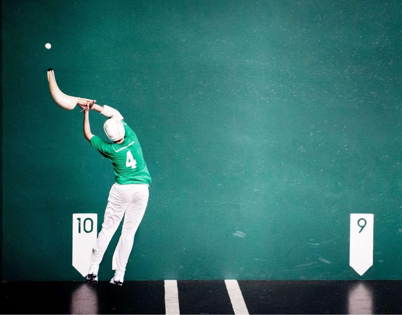 basque racket game