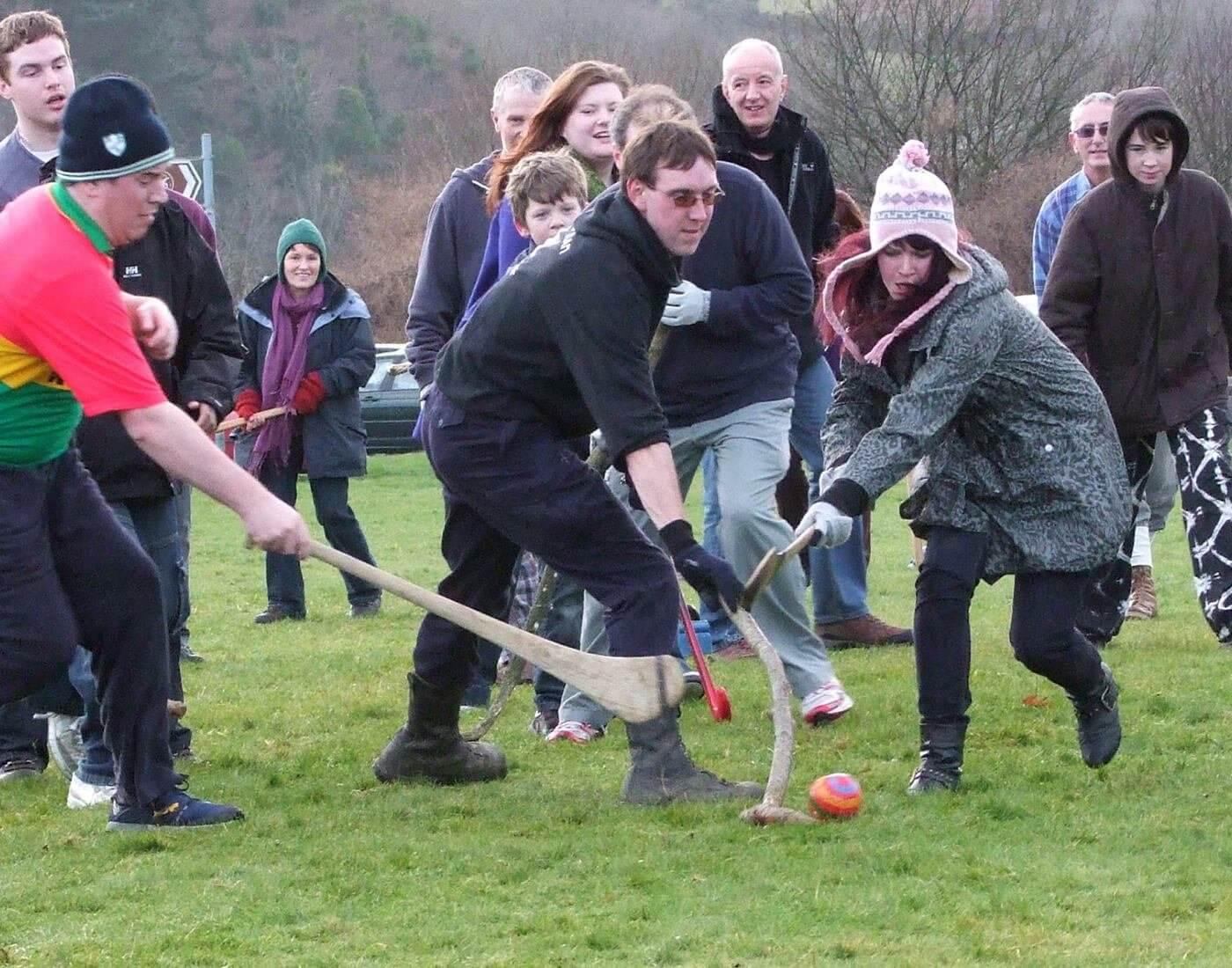 Cammag Scottish game